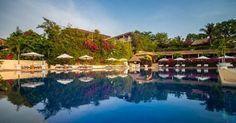 """Phan Thiết - Mũi Né được mệnh danh là """"Thủ đô của resort"""" bởi nơi đây tập trung rất nhiều resort lớn nhỏ từ 2 sao đến 5 sao để phục vụ cho hàng chục..."""