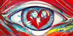 Heart Eye by Mahaloness