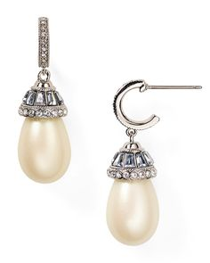 Carolee Newport Nouveau Drop Earrings | Bloomingdale's