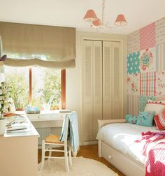 pink and turquoise girl's room Scandinavian Design Living Room, Girl Room Inspiration, Relaxing Bedroom, Vintage Dining Room, Living Room Scandinavian, Colourful Living Room, Girl Room, Baby Room Decor, Room