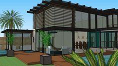 Casa Moderna - 3D Warehouse