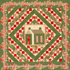 Deck your halls, walls, and beds with these merry holiday quilts. Whether  you're looking for a jolly decoration to last the season or a special quilt  to wrap under the tree, we have everything on your wish list.