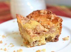 Year of Favorites: Rhubarb Coffee Cake