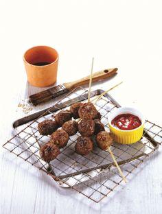 Bakso Saus Manis :: Meatballs with Sweet Sauce