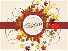 These beautiful welcome bag labels make a great addition to an autumn wedding.
