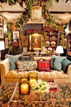 British-American room.