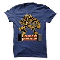 You have to train with lions T-shirt