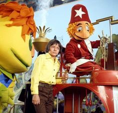H R Puff n Stuff! This was my favorite Saturday morning show! I thought that kid was sooo cute! Childhood Tv Shows, My Childhood Memories, Best Memories, 90s Childhood, Kids Tv, 90s Kids, Hr Puff N Stuff, Old Movie Stars, Saturday Morning Cartoons