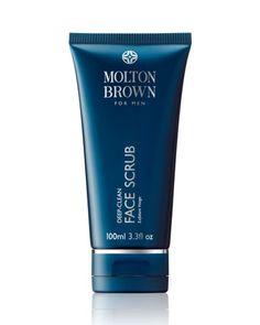 Molton Brown Deep-Clean Face Scrub For Men