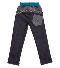 Ammonite Classic Jean - Big, Oishi-m Clothing for Kids, Autumn 2019, www.oishi-m.com