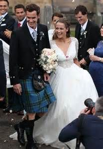 Andy Murray and Kim Sears get married in Dunblane - Celebrity News ...