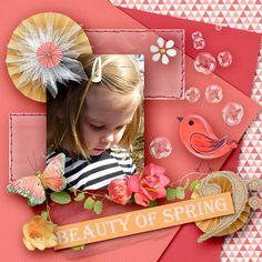 *Sounds of Spring* by WendyP Designs and Designs by Brigit, http://www.digitalscrapbookingstudio.com/…/sounds-of-sprin…/