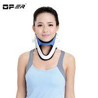 Oper Medical Cervical Vertebra Tractor Neck Support Brace Traction Treatment For Neck Pain Spondylosis Correct posture NO-16