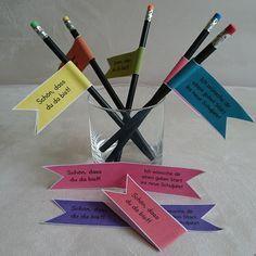 Ideenreise: Begrüßungsgeschenk für meine Klasse