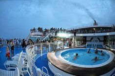 cruise- can't wait for our anniversary in October. Going on another 7 day! Wahoo !!!