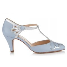 Gardenia By Rachel Simpson $295.00 http://www.bellissimabridalshoes.com/bridal-shoes/comfortable/Gardenia-By-Rachel-Simpson