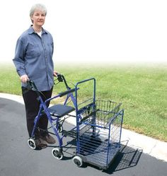 1000 images about seniors and elderly on pinterest for Motorized carts for seniors