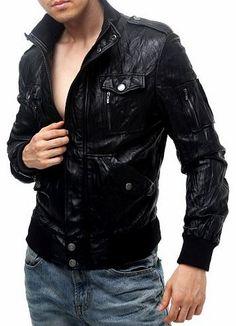 FLATSEVEN Mens Slim Fit Leather Jacket Genuine Sheepskin Multi Pocket Rider (LJ106) L No description (Barcode EAN = 8809362931661). http://www.comparestoreprices.co.uk/calvin-klein/flatseven-mens-slim-fit-leather-jacket-genuine-sheepskin-multi-pocket-rider-lj106-l.asp