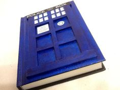 TARDIS Wedding Guest Book, Doctor Who Wedding Guest Book, Police Phone Box Wedding Guest Book 8.5X11 on Etsy, $75.75
