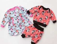 "★(◕‿◕) Is your child your little duckie? Then these are the right Shirt and Pants!! For Children newborn up to 6 years old ★  The DUCKIE Shirt and Pants have soft and round curves, even the easy neckline with fold over flaps! The DUCKIE Pants are also for children wearing diapers. Shirt and Pants are comfortable and can also be used as a pajama.  They are FAST, ORIGINAL and sooo CUTE!!  ALL of the following TEN SIZES are included in the pattern: newborn-birth, 22"" (56cm) height 3 months, 25""…"
