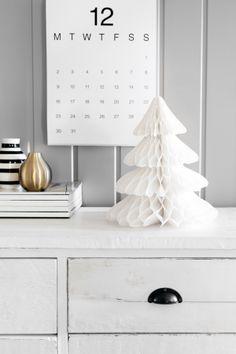 A N E T T E S H U S  . C O M  / Scandinavian Christmas Decoration