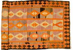 "Tribal Kilim, 7'5"" x 4'6"" on One Kings Lane today"