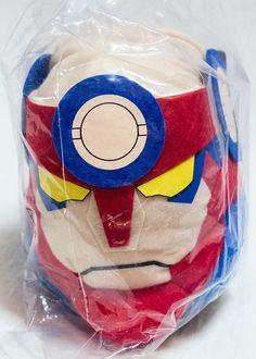 Gurren Lagann Mobile Phone Holder Plush Doll Banpresto  JAPAN ANIME FIGURE