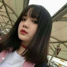 Beautiful Korean Short Hairstyles For Your Hair Inspiration Korean Short Hair, Korean Girl, Asian Girl, Uzzlang Girl, Ulzzang Hair, Girl Short Hair, Grunge Hair, Hairstyles With Bangs, Hair Looks