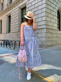 Curvy Outfits, Casual Summer Outfits, Chic Outfits, Fashion Outfits, Summer Dresses, Fashion Trends, Curvy Street Style, Casual Street Style, Curvy Style