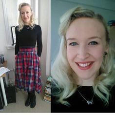 Lulu looks divine in her django skirt @luluvesper thanks for sharing ! Xoxo