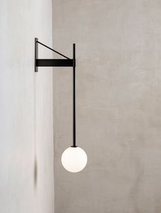 Bastion Wall Lamp | Allied Maker