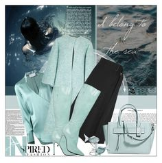 """""""My Fashion Sign _PISCES_"""" by struga-art-80 ❤ liked on Polyvore featuring STRATEAS.CARLUCCI, Emilia Wickstead, Lemaire, Coach, Imax Home, Dot & Bo, Yang Li and whatsyoursign"""