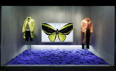 DRIES VAN NOTEN'S INSPIRATIONS AT BARNEYS WINDOW DISPLAYS More photos: http://thebwd.com/dries-van-notens-inspirations-at-barneys-window-displays/