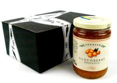 Hafi Cloudberry Preserves, 14.1 oz Jar in a Gift Box Black Tie Mercantile http://www.amazon.com/dp/B00GNKU3QC/ref=cm_sw_r_pi_dp_UCV1ub1YVAQ6G