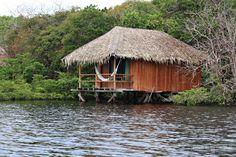 Hotel de selva na Amazônia: Juma Amazon Lodge, rusticidade e conforto integrados à natureza