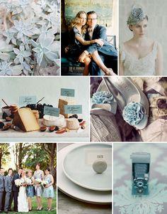 이미지 출처 http://greenweddingshoes.com/wp-content/uploads/2010/12/inspiration-board-winter-blue.jpg