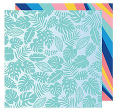 "American Crafts 378722 Amy Tan on a Whim Ray of Light 25 Pack of 12 X 12"" Patterned Paper"