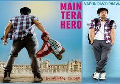 """First look of Varun Dhawan's """"Main Tera Hero"""""""