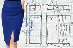 Dress Making Patterns, Skirt Patterns Sewing, Clothing Patterns, Diy Embroidery Shirt, Sewing Blouses, Sewing Pants, Sewing Basics, Diy Dress, Fashion Sewing