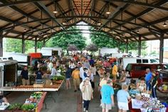 Farmers Market. Under the pavilion in the Huron Street parking lot behind the Post Office in downtown South Haven.(546 Phoenix St.) We are open every Saturday from May 10th through October 18, 2014 from 8am – 2pm and Wednesdays in June, July, August and September from 8am – 2pm.