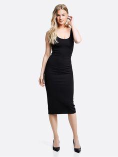 Chilli dress | | Musta | BikBok | Suomi