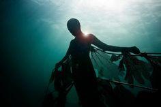 Onderwater kunst
