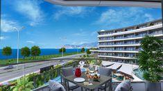 Köp lägenhet i #Alanya Find Property, Property For Sale, Alanya Turkey, Rest Of The World, Apartments For Sale, Antalya, Seaside, Real Estate, Istanbul