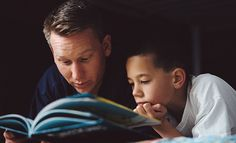 Only 17% of parents of kids ages 9 – 11 read aloud to their children. Yet reading aloud to older kids provides them with many important benefits.