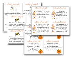 Sunny Days in Second Grade: Eight October Freebies!