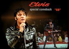 """Elvis: Special comeback """"68"""""""
