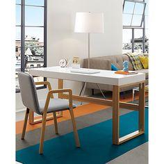 torino desk table in office furniture cb2 cb2 office