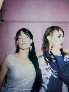 CocoRosie. Seriously obsessed with latest full album Grey Oceans. Open your mind, take the ride, & get inspired <3