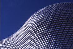 Selfridges, Birmingham, by Jan Kaplický & Amanda Levete. Birmingham Selfridges, Amanda Levete, Future Systems, Architecture Foundation, Built Environment, Shapes, Design