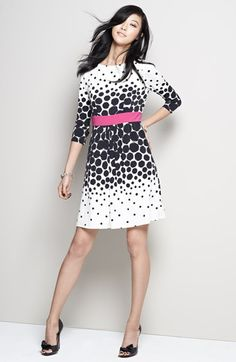 @Commandress Fashion Flashback - Eliza J Dress